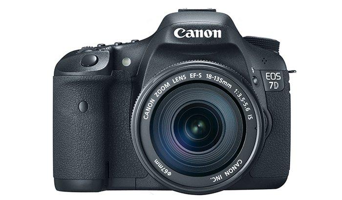 Help - Camera Canon EOS 7D