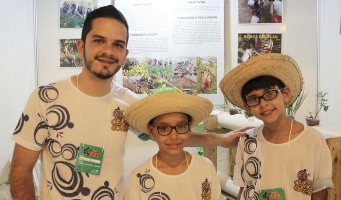 Apresentação de projeto no MÉXICO