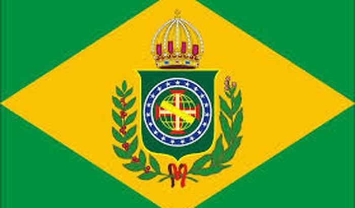 Bandeirão Imperial Brasileiro