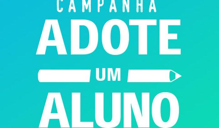 Campanha Adote um Aluno IEP - Paraisópolis