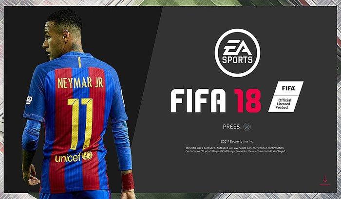 EA SPORTS™ FIFA 18