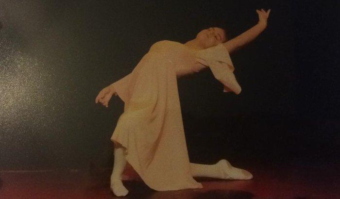 Uma semana de estudo intensivo de dança.