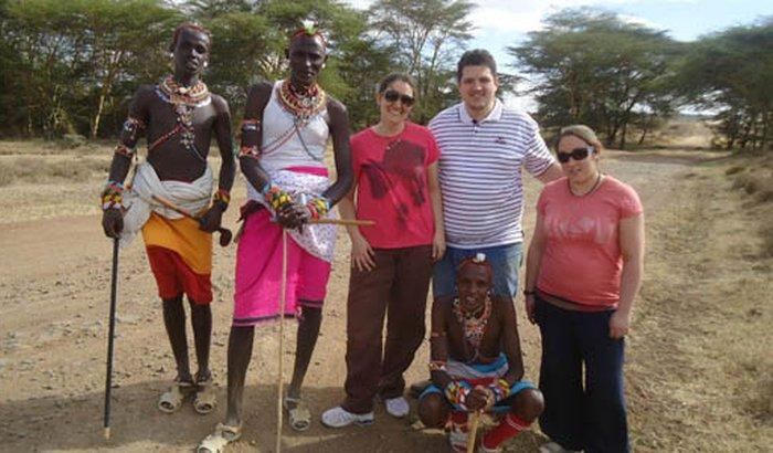 Missionários no Quênia