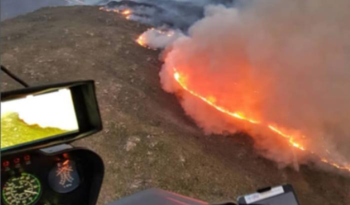 Serra do Cipó - contribua com o combate e prevenção de incêndios