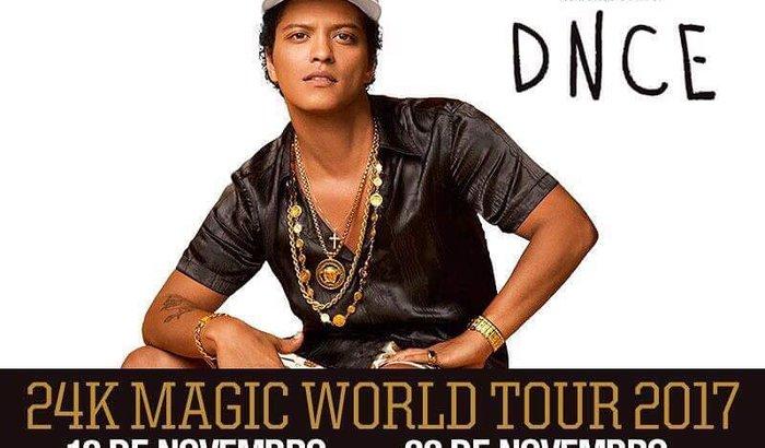 Show do Bruno para fãs do RJ