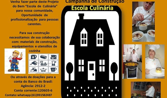 Escola culinária