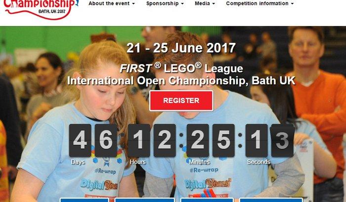 Torneio Europeu de Robótica
