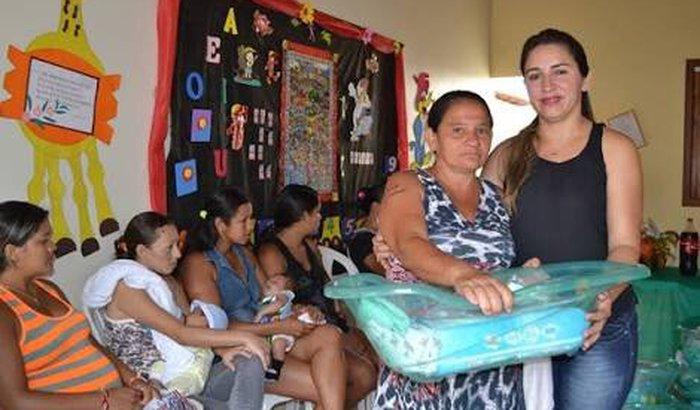 Dias das mães solidário