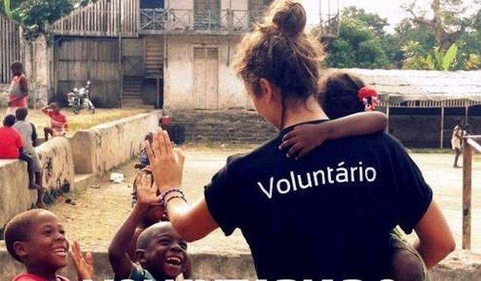 Ajuda ao voluntariado
