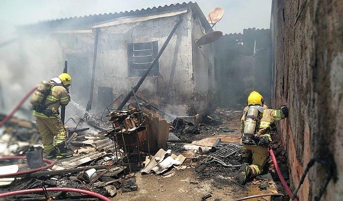 Ajude a familia da P. Graça que perdeu tudo p/um incendio