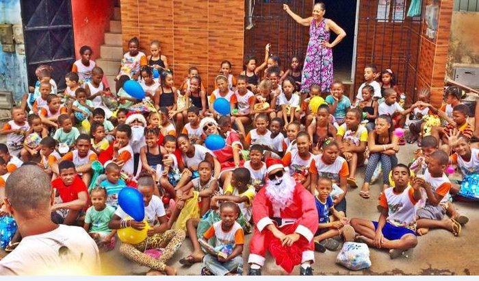 Arrecadação para a  Creche e Orfanato de Mãe Nildete