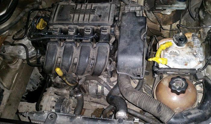 Ajuda a reformar carro furtado