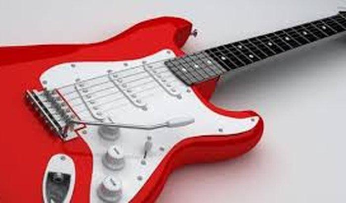 Compra da minha Guitarra