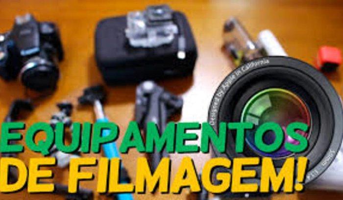 Recursos para comprar equipamento cinematográficos