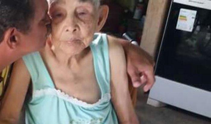 Cirurgia da vovó Maria José
