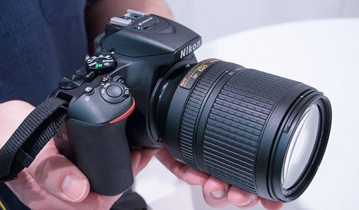 Comprar uma câmera Fotográfica