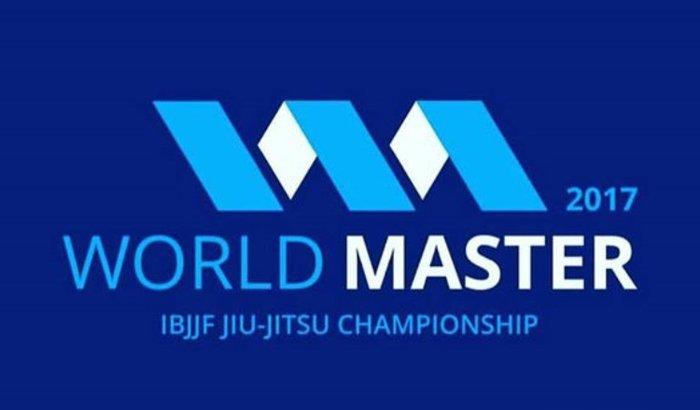 Mundial Master de Jiu-Jitsu, Eu vou !!