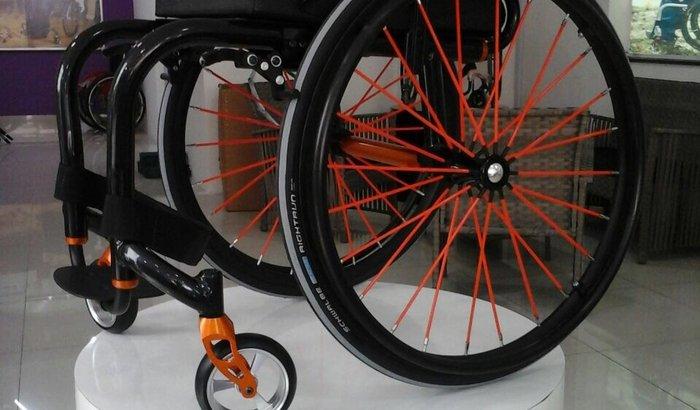 Cadeira de rodas da Lis ❤️