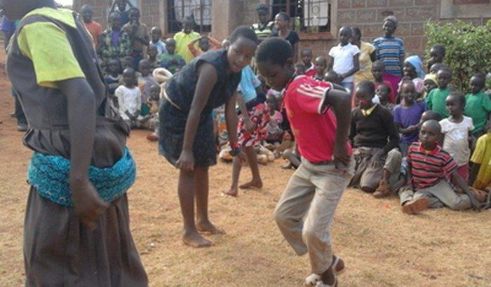 Arrecadação para trabalho voluntário na África