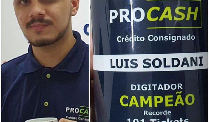 Cirurgia de olhos Luis Soldani