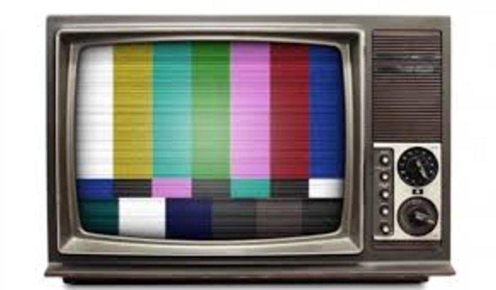 Televisão.