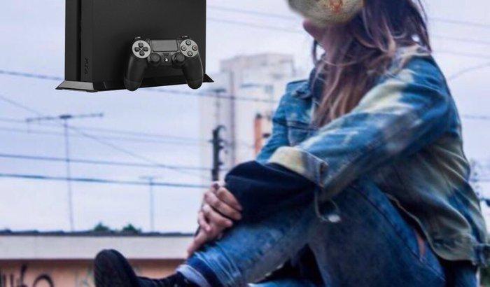 Comprar videogame pra louisie