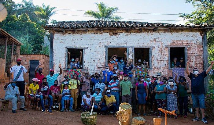 Ajude a Comunidade Quilombola do Capoeirão-Itabira/MG