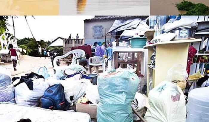 Compra de Donativos Desabrigados Chuvas Barreiros