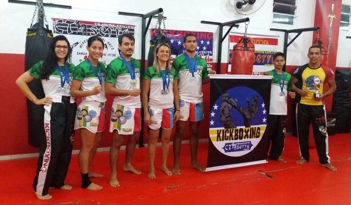 CAMPEONATO BRASILEIRO KICKBOXING SP