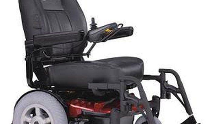 Ajude comprar uma cadeira de rodas automática