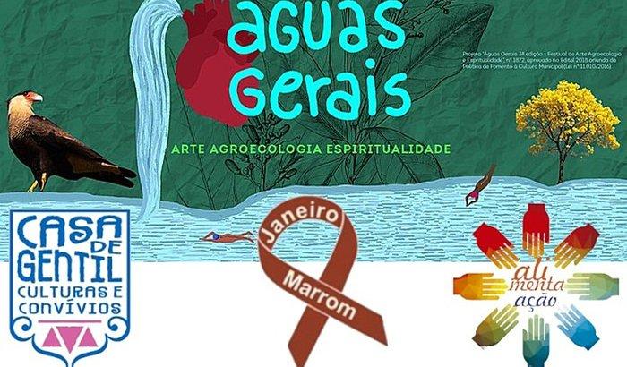 Festival Águas Gerais - Doações para parceirxs
