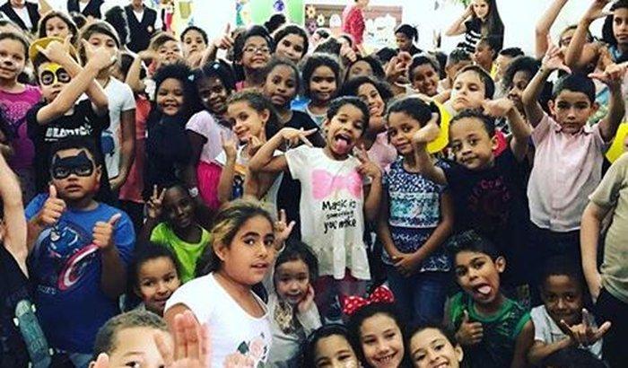 Vaquinha para levar as crianças da Caritas João Paulo2 ao cinema