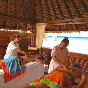 Cover massagem para casal em aruba 250