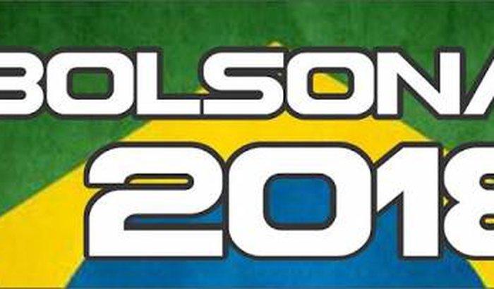Outdoor do Bolsonaro