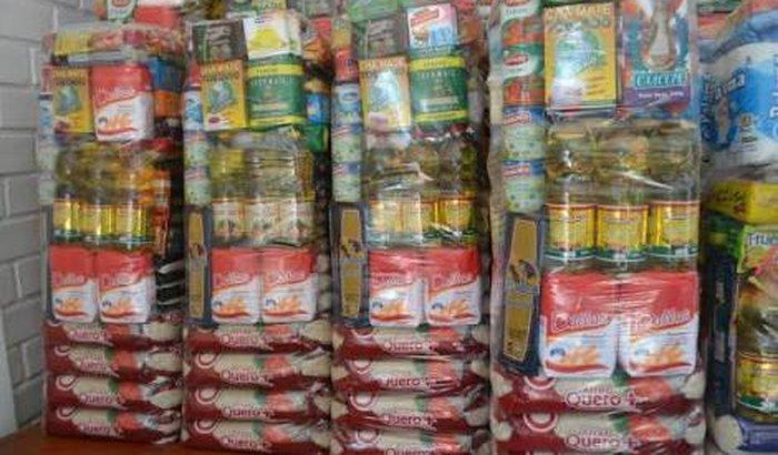 Doação de Cestas Básicas aos Necessitados