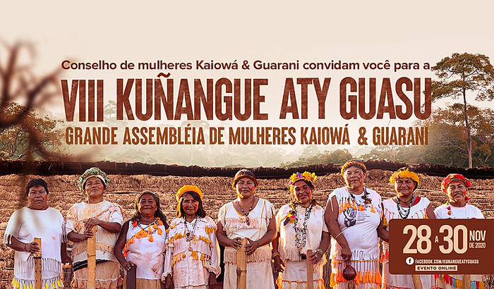 Apoio a Kunangue Aty Guasu