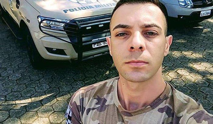 Recuperação do Soldado ESMERALDINO (PMSC)