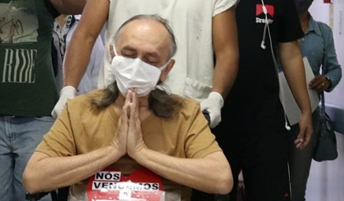 COVID: NILSON CHAVES - Uma das grandes vozes da Amazônia precisa da sua solidariedade!