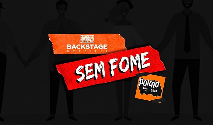 Backstage Sem Fome