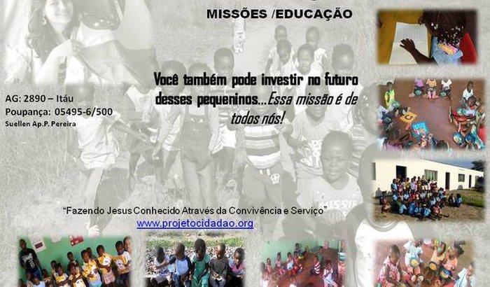 Missões África/Moçambique