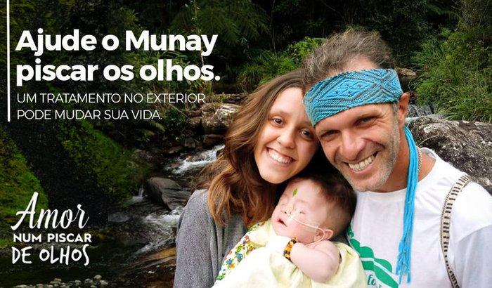Munay - Amor num piscar de olhos