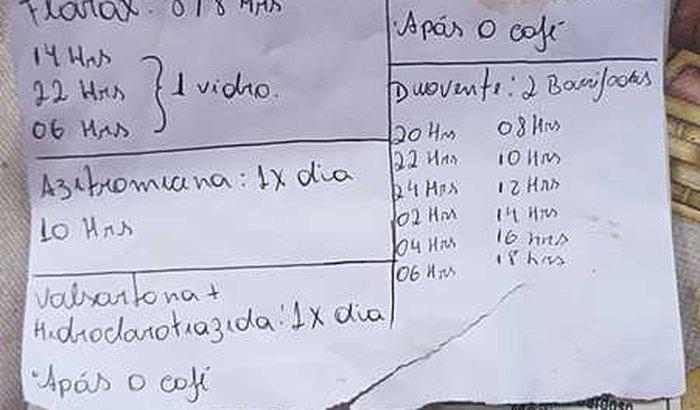 Ajuda Familia Oliveira