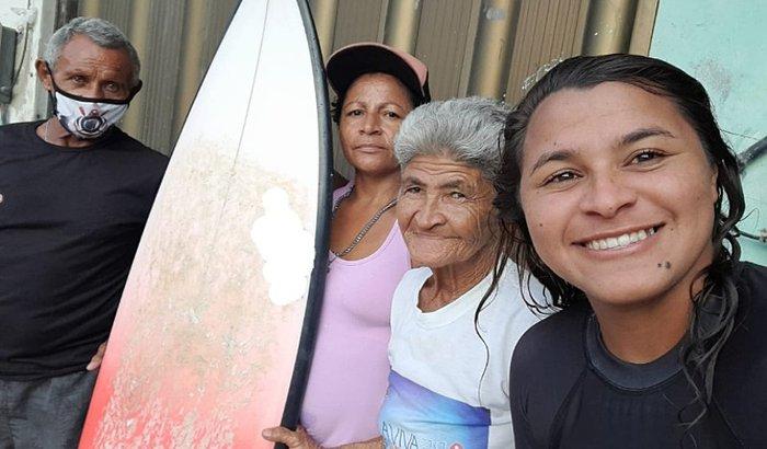 Ajuda para Juju Surfista