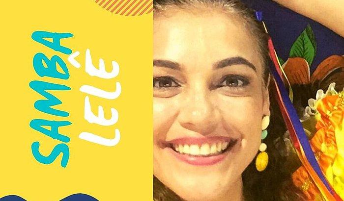 """Espetáculo """"SAMBALELÊ""""- Educação pela Vida!"""