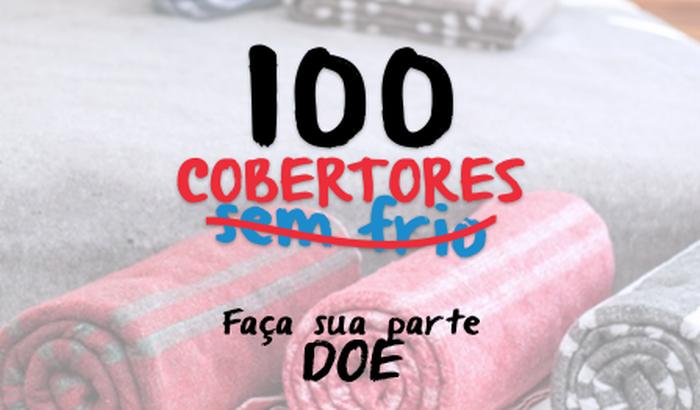100 COBERTORES, SEM FRIO
