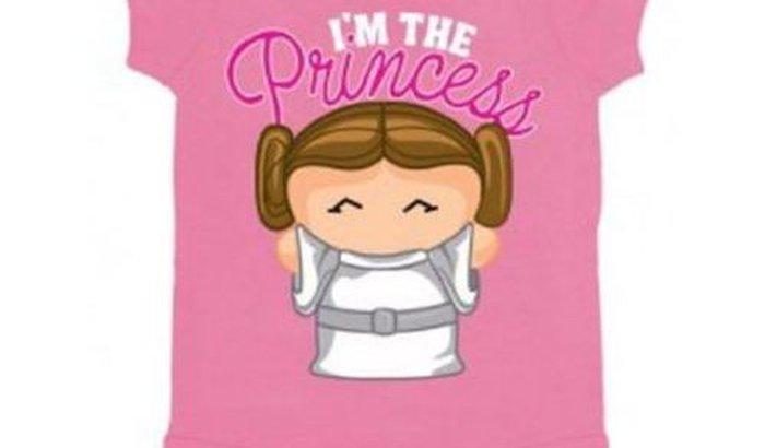 Princesa Leia e seu parto humanizado.