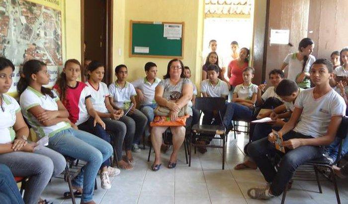 AJUDE A REFORMAR NOSSO PONTO DE CULTURA