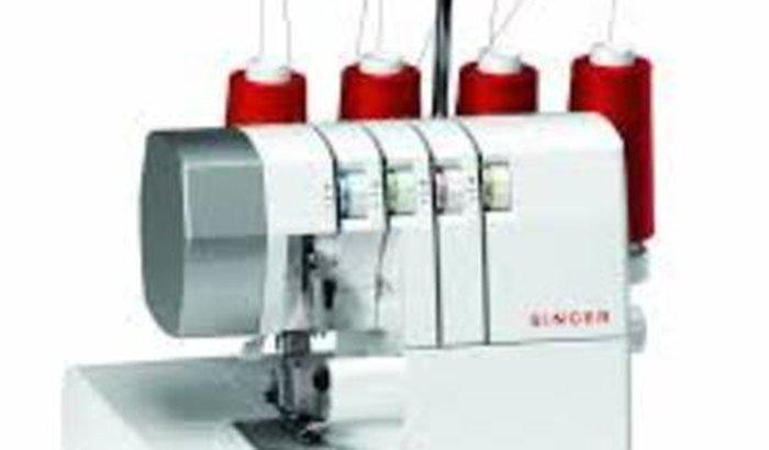 maquina de costura utralock da singer
