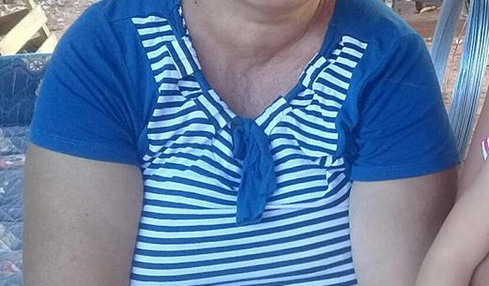 Ajuda na cirurgia Maria Aparecida