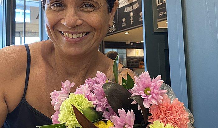 Ajuda tratamento de câncer de mama da Janaína